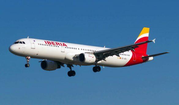 Iberia reanudará su ruta Santo Domingo-Madrid el 3 de julio