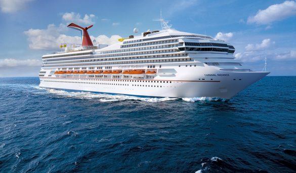 Carnival Cruise Line podría estar reiniciando viajes a Amber Cove en Puerto Plata en agosto próximo