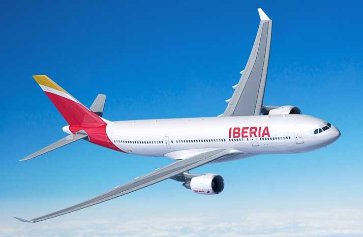 Iberia reanudará sus vuelos entre Santo Domingo y Madrid a partir del 3 de julio