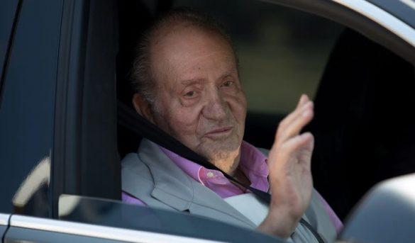 El rey Juan Carlos fija residencia en la RD, trasciende vivirá en Romana