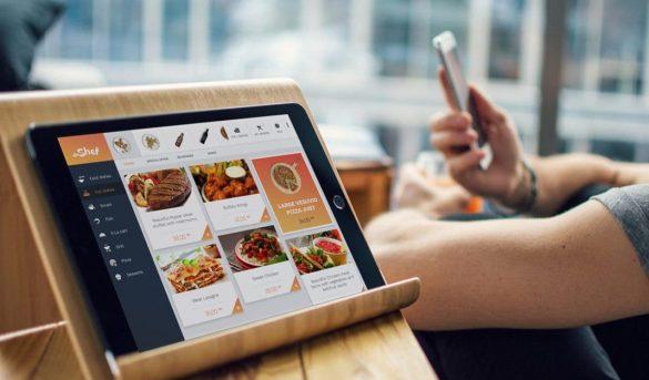 Restaurantes se inclinan por los menús online en medio de la pandemia