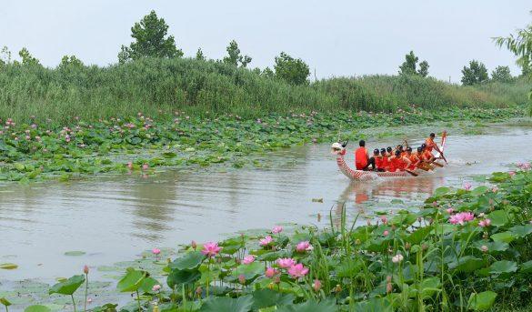 Pescadores chinos convierten tradiciones comunitarias en atractivos turísticos