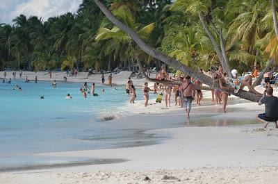 Llegada de visitantes no residentes a Rep. Dominicana se sitúa en 1,393,065 hasta mayo 2020