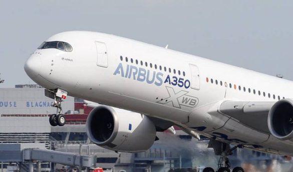 Airbus mantendrá bajas las tasas de producción hasta 2022