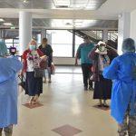 Abren otra terminal en el aeropuerto de Las Américas para evitar aglomeraciones