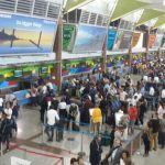 Después de apertura, aeropuertos de Aerodom atiende unos 50 mil viajeros