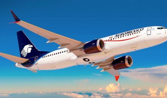 Aeroméxico incrementará a tres frecuencias semanales los vuelos Ciudad de Mexico – Santo Domingo