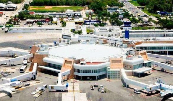 Repunte del aeropuerto de Cancún con 1.000 operaciones en 5 días