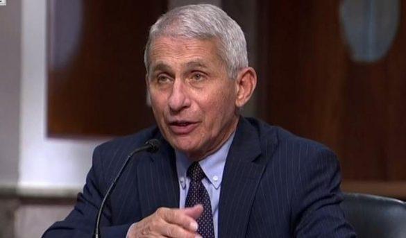 Estados Unidos pudiera alcanzar los 100,000 contagios diarios de COVID-19, advierte Epidemiólogo oficial Anthony Fauci