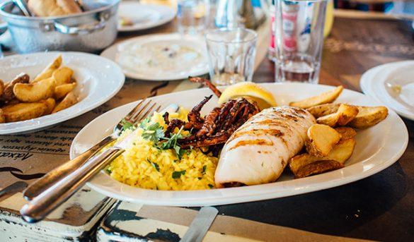 Cuatro estrellas Michelin están detrás de este nuevo restaurante a domicilio en Madrid