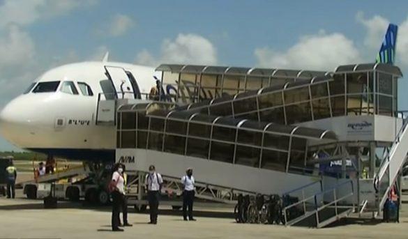 Aeropuerto de Punta Cana reanuda operaciones con estricto protocolo