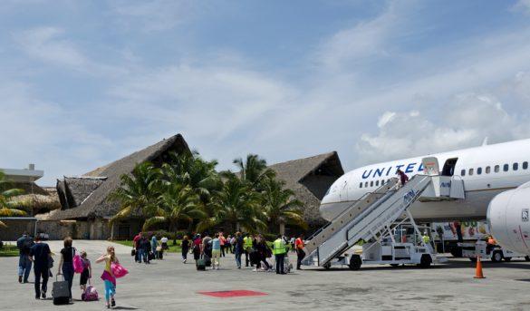 Aumento progresivo de vuelos a Punta Cana tras retomar operaciones
