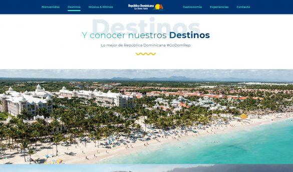 Ministerio de Turismo RD lanza 'País Virtual' (DR Virtual Country)