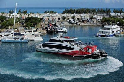 En la Región del Caribe, Bermudas se promociona como escape de la locura pandémica