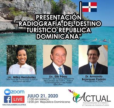 Asociación para la Cultura y el Turismo en América Latina dedica semana a la promoción de República Dominicana