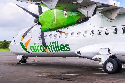 Air Antilles inicia operaciones a Santo Domingo junto a otros 6 destinos de la región de Caribe