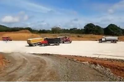 Denuncian construcción de un 3er aeropuerto en la zona de Bávaro (Nisibon) sin permisos del ayuntamiento