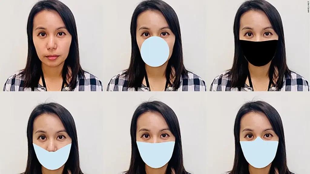 Las mascarillas están arruinando los software de reconocimiento facial