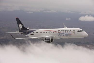Aeroméxico inicia desde hoy operaciones en la ruta Ciudad de México – Santo Domingo