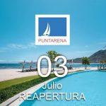 Puntarena, en Baní reinicia actividades hoteles y restaurantes con adecuados protocolos para visitantes
