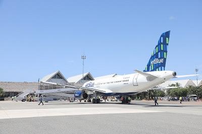 Desde el 1 de julio Aerop. Punta Cana ha recibido unos 80 vuelos, esta semana vuelven Air Canada y Evelop