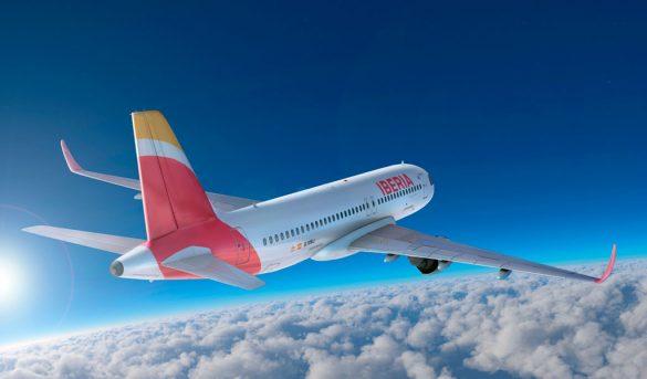 Iberia estará incrementando sus vuelos en la ruta Madrid – Santo Domingo a uno diario desde octubre