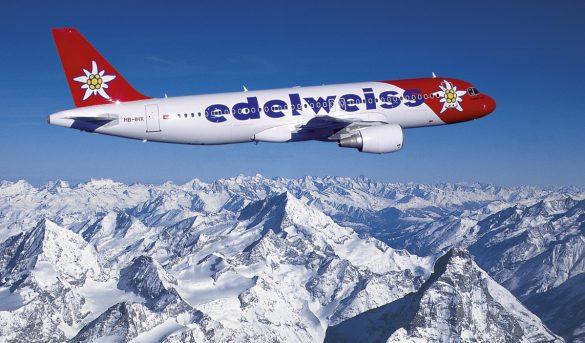Edelweiss ajusta horario de vuelos a Punta Cana desde Suiza y a partir de octubre incrementará su frecuencia