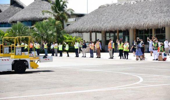 Aeropuerto de Bávaro llega hasta el Pepca