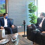 David Collado realiza primeros cambios en Ministerio de Turismo