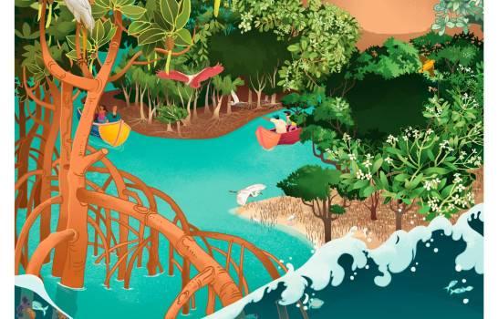 Exposición virtual resalta el turismo y biodiversidad Costero-Marina de República Dominicana