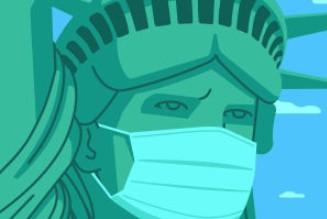 El verdadero rostro de la libertad usa una máscara