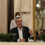 Luis Abinader y su Gabinete de Turismo
