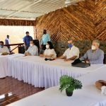 Abinader asegura complejo turístico de Pedernales estaría listo en dos años y medio