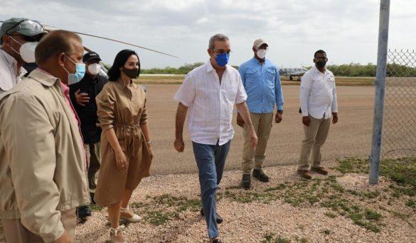 Luis Abinader garantiza desarrollo turístico e integral de Pedernales
