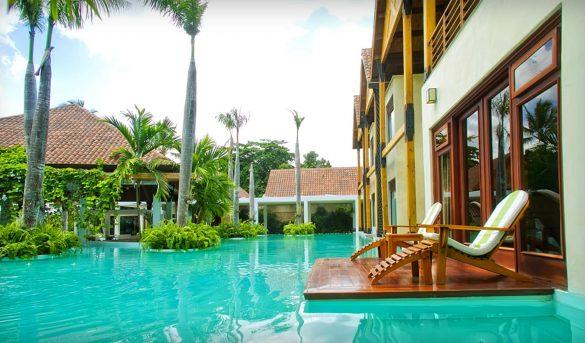 Cómo es el lujoso resort elegido por el rey emérito Juan Carlos I para su exilio en el Caribe