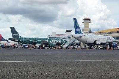 En reinicio de operaciones,  Aeropuerto del Cibao moviliza 87 mil pasajeros en el pasado mes de julio