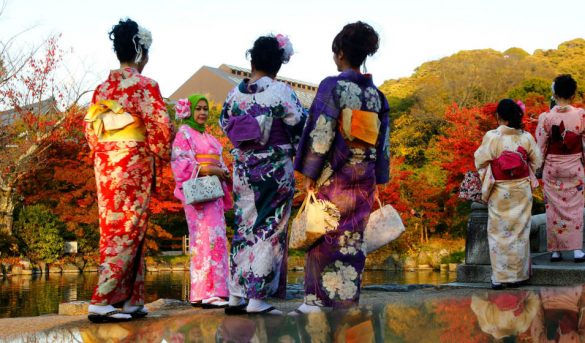 Sayonara' a los mejores turistas del mundo: los viajeros japoneses, en modo hibernación