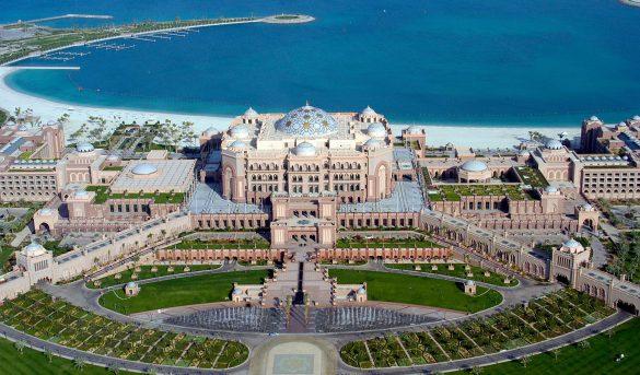 Así es el espectacular hotel que el jeque de Emiratos Árabes reservó para Juan Carlos I de España