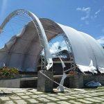 Denuncian abandono del Anfiteatro de Puerto Plata y progresivo deterioro de sus instalaciones