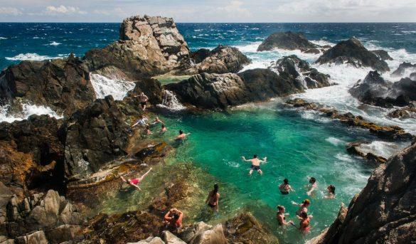 La sequía total de turistas postra al Caribe