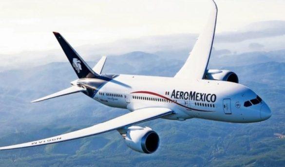 Aeroméxico incrementa frecuencia de vuelos Ciudad de México – Santo Domingo