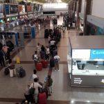 Se incrementa operación de vuelos comerciales en aeropuerto Las Américas