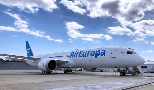 Air Europa incrementa vuelos a Santo Domingo también reanuda vuelo a Punta Cana