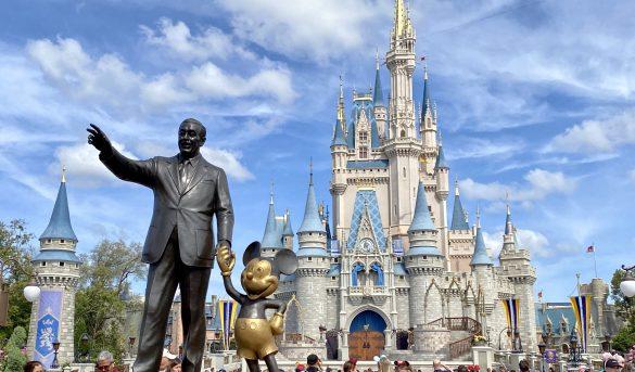 Disney anuncia que abrirá más del 50% de sus hoteles y complejos turísticos este mes de septiembre