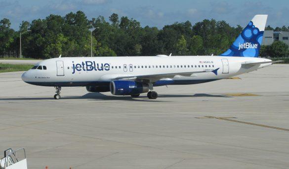JetBlue con 686 mil pasajeros transportados, lidera en el 2020 en la Rep. Dominicana