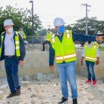 Departamento Aeroportuario de la Rep. Dom. entrega recursos para culminación Helipuerto de Barahona