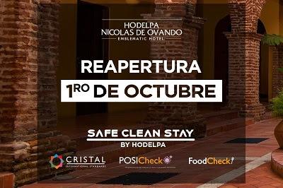 Hodelpa reabre las puertas del Hotel Nicolás de Ovando de la Ciudad Colonial y alista otros hoteles