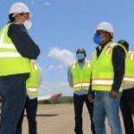 Helipuerto de Barahona ofrecerá servicios de vuelos de rescate, comerciales y turísticos
