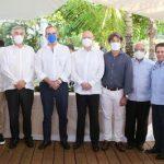 Empresarios turísticos de la provincia de Samaná presentan prioridades del destino al Presidente Luis Abinader