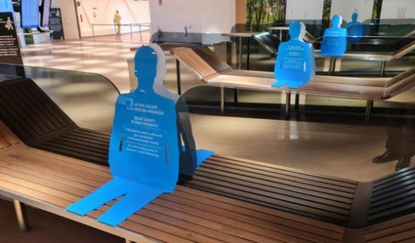 El primer aeropuerto del mundo de 5 estrellas por sus protocolos contra el Covid-19